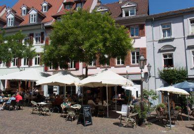 Weinheimer Marktplatz